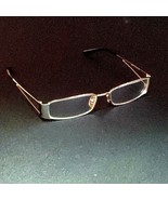1 (One) DOLCE & GABBANA D&G 5011 Gold 05 51-15-135 Eyeglass Frames AUTHE... - $52.24