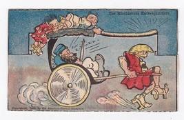 Katzenjammer Kids Squeeze Card Artist Fred Opper - $12.18