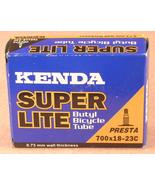 Kenda Super Lite Butyl Bicycle Tire New Old Stock 700x18-23c - $10.00