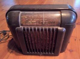 STC Bakelite Radio - $450.00