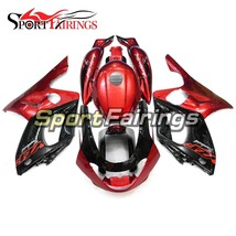 Body Frames For YZF600R 1997-2007 97-07 Yamaha Injection ABS Red Black Cowligs - $368.96