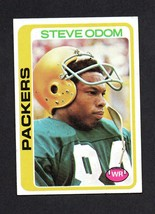 1978 Topps Football Card #237 Steve Odom - EX+ - $1.49