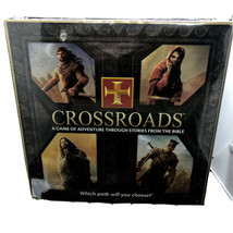Crossroads, A Board Game of Adventure Stories from the Bible New Sealed ... - $42.57