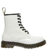 NIB*Womens*Dr. Martens Patent*1460 8 Eye Boot**5-10*White*Doc Martens - $199.00