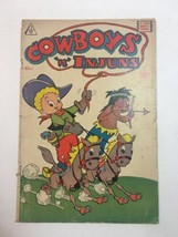 Cowboys 'n' Injuns #1 Hard to Find First Issue IW Comic 1958  - $17.05