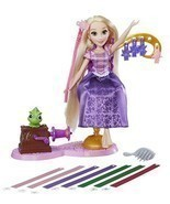 Disney Princess RAPUNZEL'S Royal Ribbon Salon - Great Gift For Your Prin... - £28.68 GBP