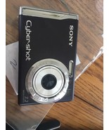sony cyber shot 7.2 mega pixels Camera Easy To Use DSC-W80 - $31.53