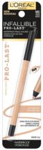 Loreal Infallible Pro-Last Waterproof Pencil Eyeliner #980 Nude (4 PACK) - $14.75