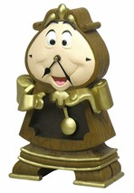 Disney beauty and the Beast Cogsworth table clock Setocraft W14.5×L11×H2... - $161.37