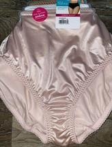 Vanity Fair Radiant Womens Hi-Cut Underwear Panties 3-Pair Nylon Blend (... - $23.36