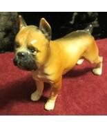 Vintage porcelain bulldog figurine  - $13.25