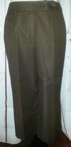 Ann Taylor Factory Womens Capri Pants Size 8 Brown - $8.91