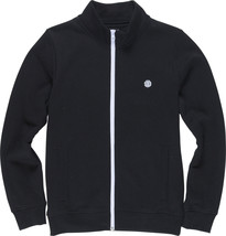 Element Cornell Track Sweatshirt in Flint Black - $66.92