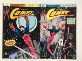 Impact/DC Comics The Comet #1 & 2 (1991) Modern Age - $3.95