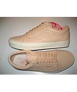 Vans Mens Old Skool DX Veggie Tan Leather Skate shoes Size 12 VN0A32GJLU... - $64.34