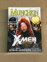 USAopoly X-Men Munchkin Card Game - $22.86