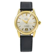 Omega Seamaster Calendar 2627 KO 14K Yellow Gold Vintage Men's Watch - $2,999.00