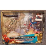 2007 Spiderman 3 Battle Pack Spiderman vs Sandman Target Exclusive New I... - $34.99