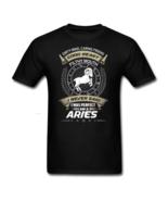 Aries T-shirt, Aries Zodiac Shirts Horoscope, T Shirt - $19.99