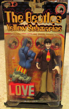 """The Beatles-""""PAUL WITH GLOVE & LOVE BASE""""-Yellow Submarine-MCFARLANE TOY... - $18.49"""
