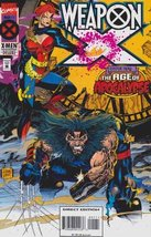 Weapon X #1 [Comic] [Jan 01, 1995] Marvel Comics - £1.57 GBP