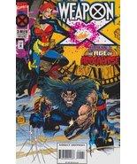 Weapon X #1 [Comic] Marvel Comics - $1.95