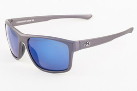 H2Optix CORONADO H2030 Matte Gunmetal / Grey Blue Flash Mirror Polar Sun... - $147.51