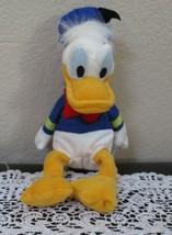 "Disney Donald Duck Beanbag Plush 9-1/2"" - $7.91"