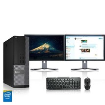 Dell Computer 3.1 G Hz Pc 8GB Ram 500 Gb Hdd Windows 10 - $331.11