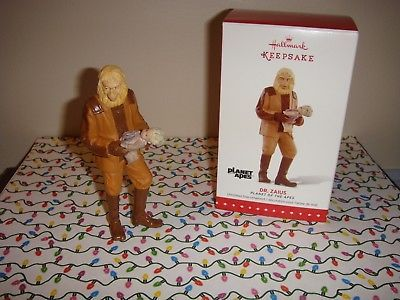 Primary image for Hallmark 2015 Dr. Zaius Planet Of Apes Ornament