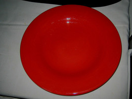 """Tabletops Espana Dinner Plate Red 10 7/8"""" (life-styles) - $10.99"""