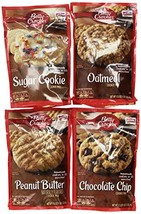 Betty Crocker Cookie Mix Variety Pack of Popular Flavors: 1 Chocolate Chip Cooki