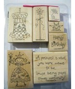 Stampin' up Pretty Princess - $35.00