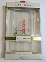 Case-Mate City Prints Case San Francisco Golden Gate For iPhone 6 6S  - $3.96