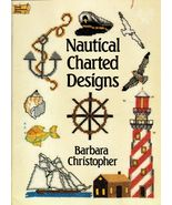 Counted Cross Stitch Nautical Sailboats Harbor Scenes Lighthouse Charted... - $13.99