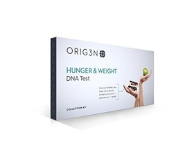 ORIG3N Genetic Home Mini DNA Test Kit, Hunger & Weight - $59.49