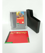 Legacy of the Wizard NES. Very Good Condition with Free Shipping - $19.37