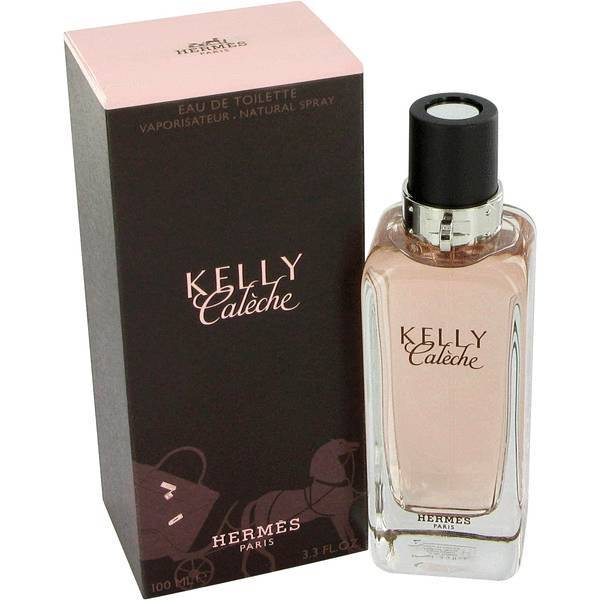 Hermes paris kelly caleche 3.3 oz edt perfume