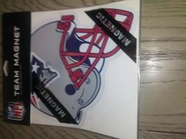 NFL Helmet Team Magnet, New England Patriots, NEW - $9.99