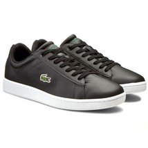 Lacoste Men's Carnaby Evo LCR SPM Trainers Leather Shoes 7-31SPM0095024 ... - $77.75