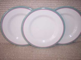 * 4 Homer Laughlin SEVILLE Salad Plates - $31.99