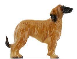 Hagen Renaker Pedigree Dog Afghan Hound Ceramic Figurine image 7