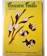 Treasure Trails Magazine of the Children's Hour... - $9.50