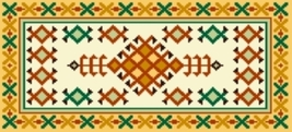 Latch Hook Rug Pattern Chart: Tyler - EMAIL2u - $5.75