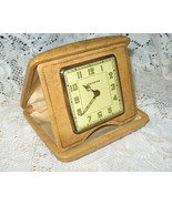 Folding Travel/Desk Clock-New Haven- - $20.00