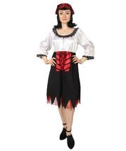 Adult Women Costume Sexy Pirate HC-054 - $42.85