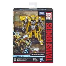 Hasbro Transformers Studio Series 27 Deluxe Class Bumblebee Action Figure - $57.00