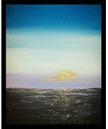 Original 16x20 Acrylic Seascape Painting - $89.00