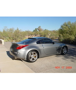 2005 350Z Nissan Silverstone Metallic 35th Anniversary Car - $23,500.00