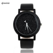 2017 genvivia New Brand Watch Women Men's Fashion Star Minimalist Fashio... - $23.99